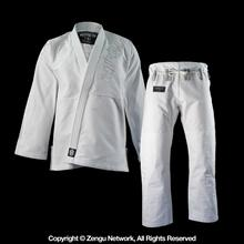 "Aesthetic ""White-out"" Jiu Jitsu..."